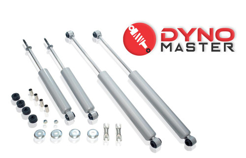 """Drop Shock Kit For 3"""" / 5"""" Drop (3"""" Coil Springs and 5"""" Coils) on  09 - 18 Dodger Ram 1500 2WD"""