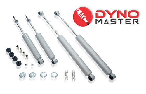 """Drop Shock Kit For 4"""" / 7"""" Drop (Spindles, Coil Springs, and Coils) on 09 - 18 Dodge Ram 1500 2WD"""