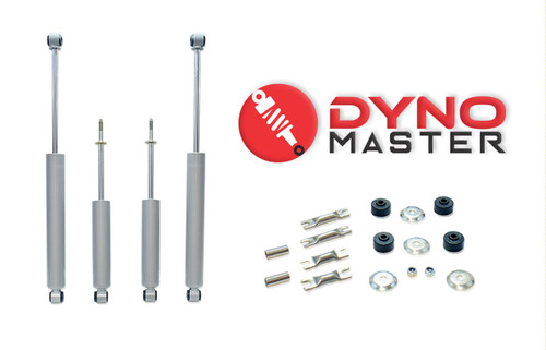 "Drop Shock Kit For 4"" / 7"" Drop (4"" Control Arms and 7"" Coils) on 09 - 18 Dodge Ram 1500 2WD"