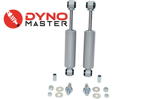 """Front Lift Shock Set For 4"""" Lift Spindle on 73 - 87 Chevrolet C10 / GMC C15"""