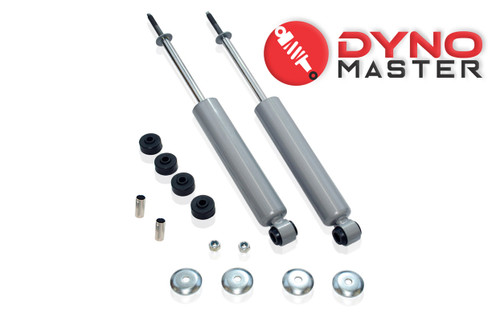 """Front Lift Shock Set For 4"""" Lift (2"""" Spindle and 2"""" Coils or Coil Spacers) on 94 - 01 Dodge Ram 1500 2WD"""