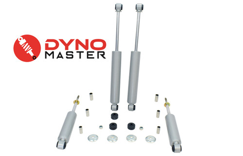 """Lift Shock Set For 2"""" / 2"""" Lift (2"""" Coil Springs and 2"""" Shackles or Blocks) on 94 - 01 Dodge Ram 1500 2WD"""