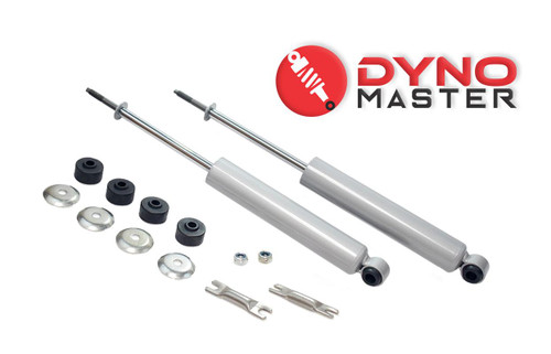 """Front Lift Shock Set For 1"""" Lifting Coils on 02 - 08 Dodge Ram 1500 2WD"""