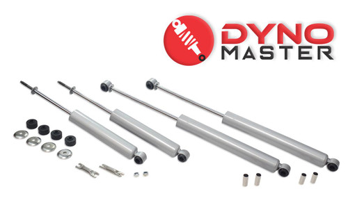 """Drop Shock Kit For 3"""" / 2"""" Lift (3"""" Coils and 2"""" Shackles or Blocks) on 02 - 08 Dodge Ram 1500 2WD"""