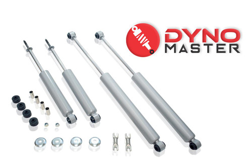 """Drop Shock Kit For 4"""" / 3"""" Lift (4"""" Spindle and 3"""" Blocks) on 02 - 08 Dodge Ram 1500 2WD"""