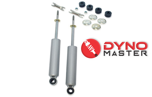 """Front Lift Shock Set For 2"""" - 3"""" Lift Coils or Coil Spacers on 09 - 18 Dodge Ram 1500 2WD"""