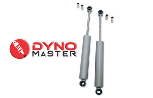 """Rear Lift Shock Set For 1"""" - 2"""" Coil Spacers on 09 -18 Dodge Ram 1500 2WD"""
