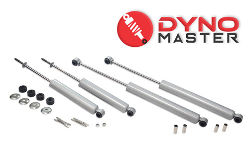 """Lift Shock kit For 4"""" / 2"""" Lift (4"""" Spindles and 2"""" Coil Spacers) on 09 - 18 Dodge Ram 1500 2WD"""