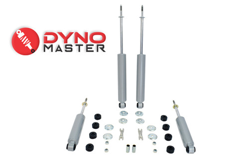 """Drop Shock Kit For 4"""" / 7"""" Drop (Coils, Control Arms,Flip Kit and Shackles) on 97 - 03 Ford F-150"""