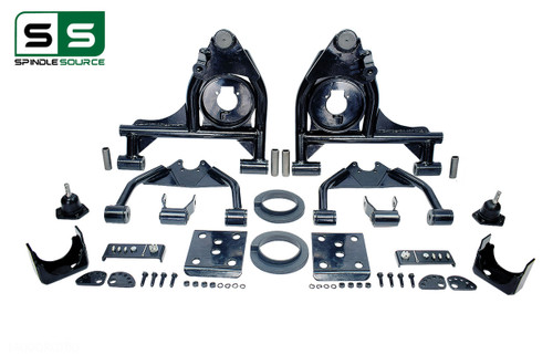 "99 - 06 Silverado / Sierra 1500 3"" / 5"" Control Arm (Upper / Lower) Drop Kit"