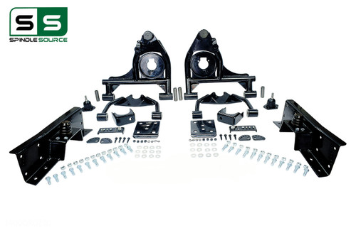 "99 - 00 Silverado / Sierra 1500  4"" / 6"" Control Arm Drop Kit + C-Notch"
