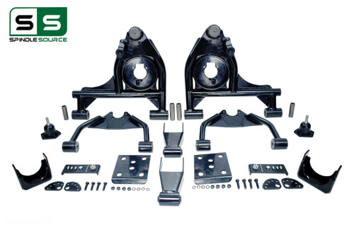"99 - 06 Silverado / Sierra 1500 4"" / 7"" Control Arm Drop Kit"