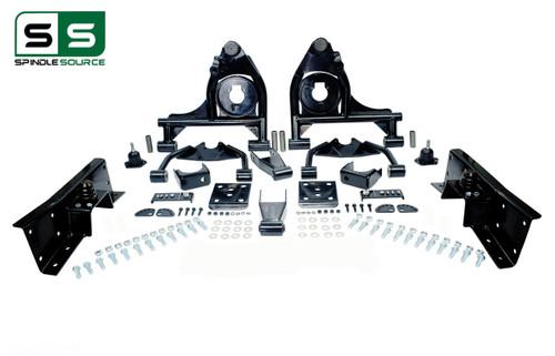 "01 - 06 Silverado / Sierra 1500  4"" / 7"" Control Arm Drop Kit + C-Notch"