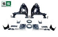 "99 - 06 Silverado / Sierra 1500 3"" / 5"" Control Arm (Lower Arms) Drop Kit"