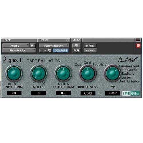 Crane Song Phoenix II Plug-In - www.AtlasProAudio.com