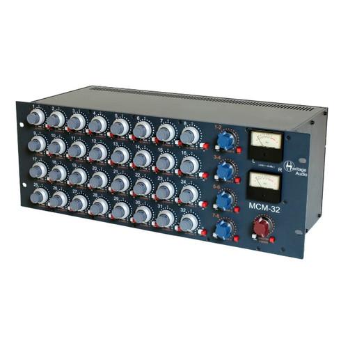 Heritage Audio MCM-32 - Angle - AtlasProAudio.com
