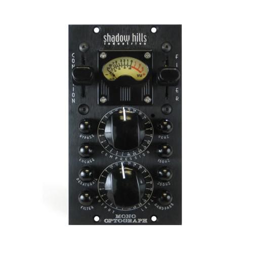Shadow Hills Industries  Mono Optograph 500 - www.AtlasProAudio.com