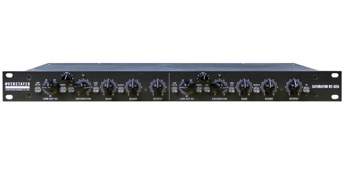 Overstayer Saturator NT-02A - www.AtlasProAudio.com
