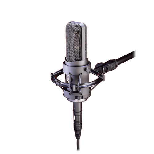Audio Technica AT4060a in shockmount - www.AtlasProAudio.com