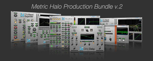Metric Halo Production Bundle - www.AtlasProAudio.com