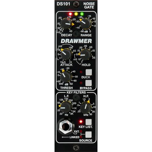 Drawmer DS101 - 500 Series Noise Gate - www.AtlasProAudio.com