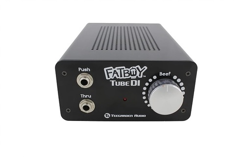 Teegarden Audio Fat Boy Tube DI - www.AtlasProAudio.com