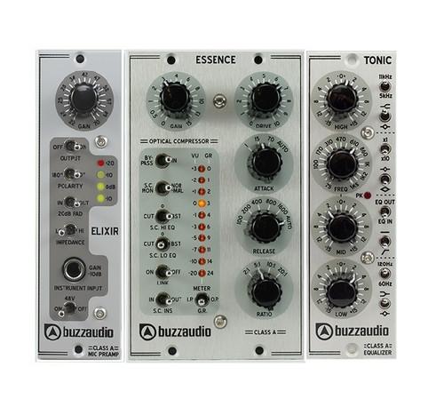 Buzz Audio Trio - 500 Series Bundle - www.AtlasProAudio.com