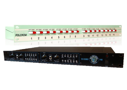 APA 16x2 Summing Bundle: RMS Folcrom, APA Juggernaut Twin - www.AtlasProAudio.com