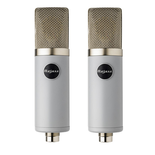 Mojave MA-201fet Matched Pair of Microphones - www.AtlasProAudio.com