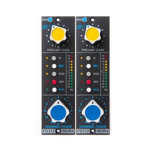 CAPI Heider FD312 Pair - Front - www.AtlasProAudio.com