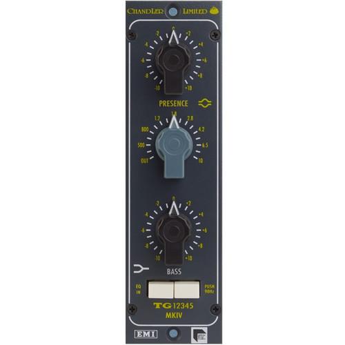Chandler Limited TG12345 MKIV EQ for 500 Series - www.AtlasProAudio.com
