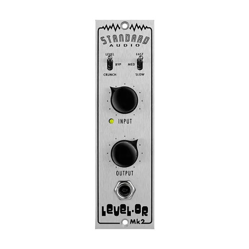 Standard Audio Level-Or Mk2 Silver Panel - www.AtlasProAudio.com