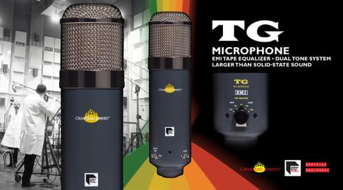 Chandler TG Microphone - www.AtlasProAudio.com