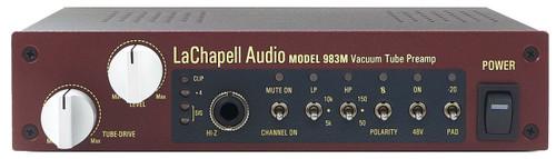 LaChapell Audio 983M Tube Preamp - www.AtlasProAudio.com