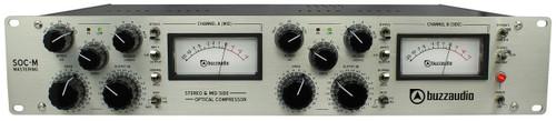 Buzz Audio SOC-M Silver Finish - www.AtlasProAudio.com