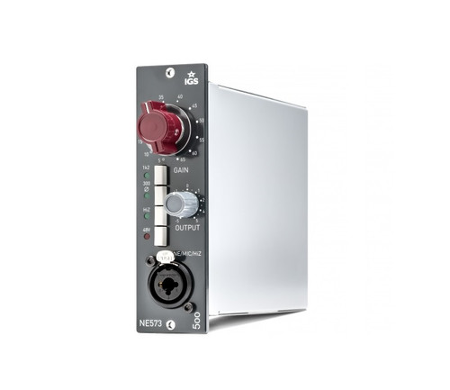 IGS Audio NE573 Mic Preamp - www.AtlasProAudio.com