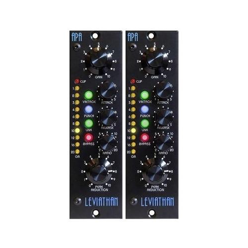 APA Leviathan 500 Opto Compressor PAIR - www.AtlasProAudio.com