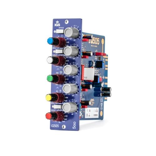 IGS iQ 505 - www.AtlasProAudio.com