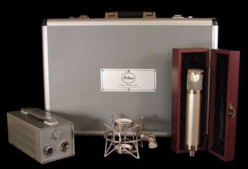 Peluso P12 Tube Microphone System