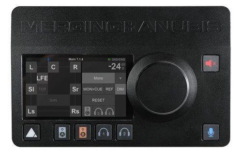 Merging Technologies Anubis Interface - www.AtlasProAudio.com