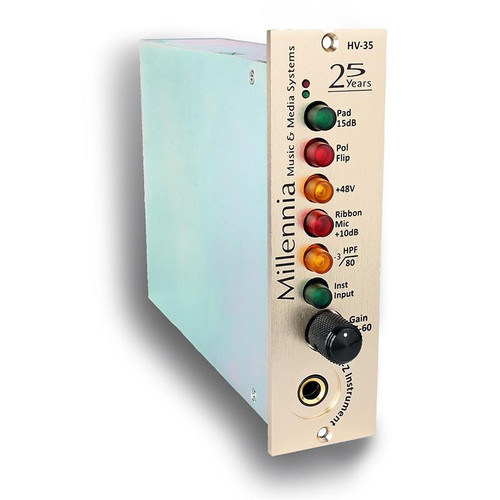 Millennia Media HV-35 Anniversary Edition - www.AtlasProAudio.com