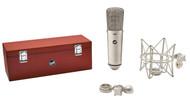 Warm Audio WA-87 R2 (silver) - www.AtlasProAudio.com