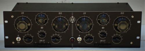 RJR Bax Mastering EQ - Black Face / Front AtlasProAudio.com