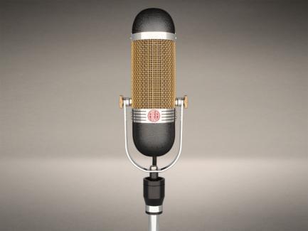 R84A Active Microphone - www.AtlasProAudio.com