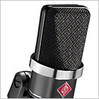 Neumann  TLM102 MT - Black Finish - www.AtlasProAudio.com