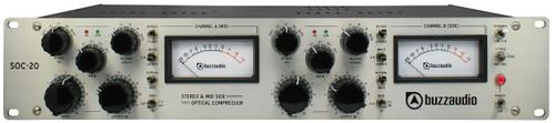 SOC-20 - Stereo Optical Compressor - www.AtlasProAudio.com
