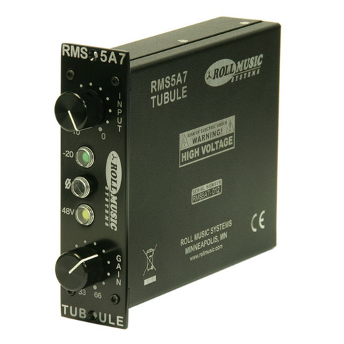 Roll Music Tubule Mic Preamp