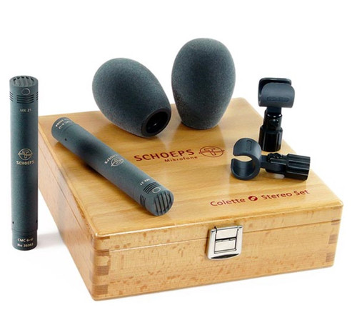 Schoeps Stereo Microphone Set