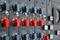 Chandler Mini Rack Mixer with PSU - close up