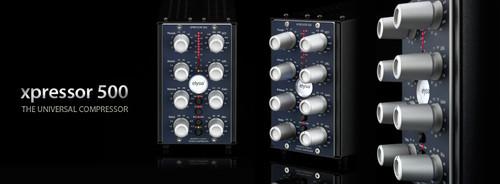 xpressor 500, stereo compressor